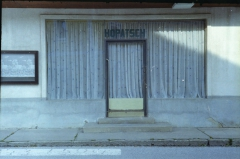 Abandoned & Rare Shops in Austria and Israel. - Camera: Zorki 1. Film: Kodak 200.