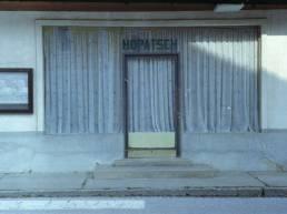 Abandoned & Rare Shops. Camera: Zorki 1, Film: Kodak 200.